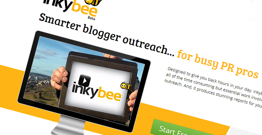 InkyBee: Overcoming the Challenges of Blogger Outreach