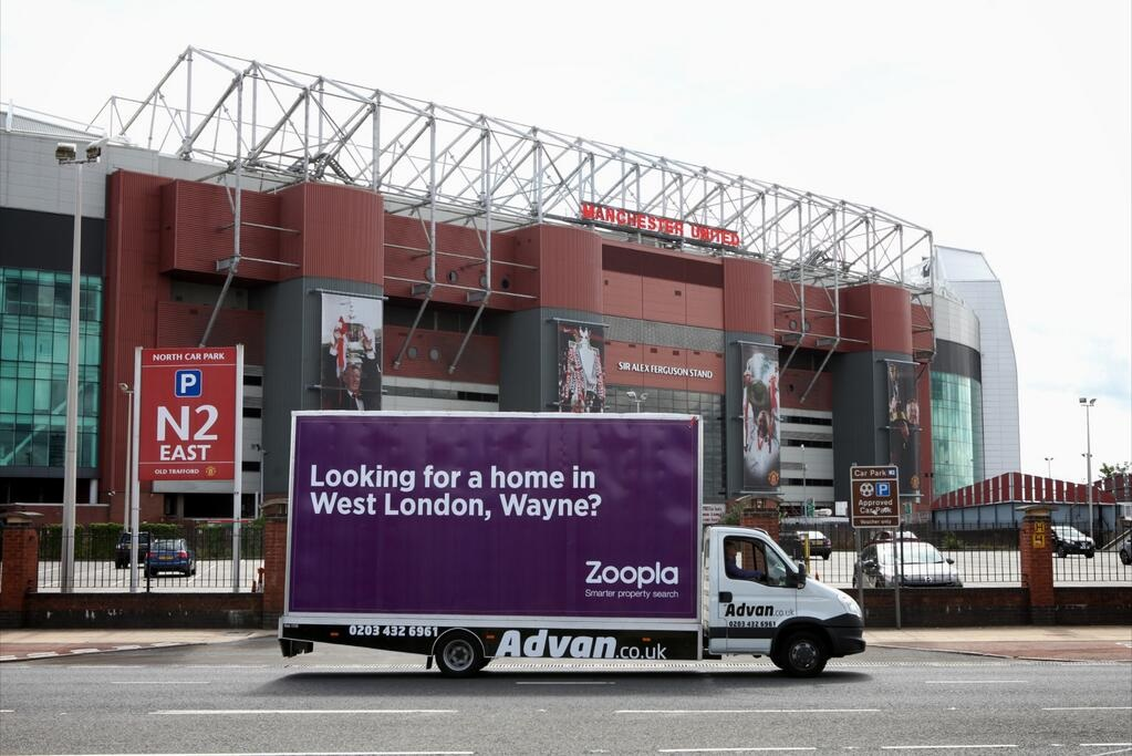Zoopla Wayne Rooney